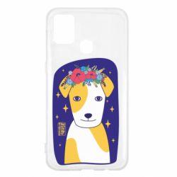 Чохол для Samsung M31 Український пес