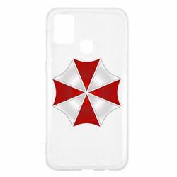 Чохол для Samsung M31 Umbrella Corp Logo