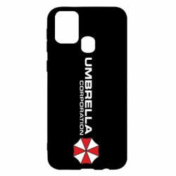 Чехол для Samsung M31 Umbrella Corp