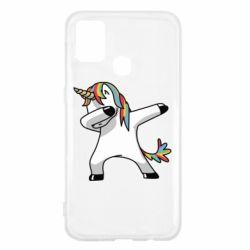 Чехол для Samsung M31 Unicorn SWAG