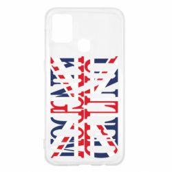 Чехол для Samsung M31 United Kingdom