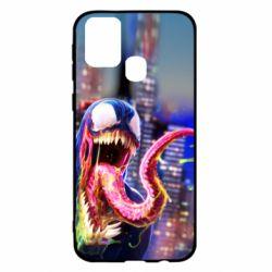 Чехол для Samsung M31 Venom slime
