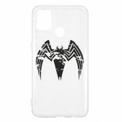 Чохол для Samsung M31 Venom Spider