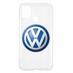 Чохол для Samsung M31 Volkswagen 3D Logo