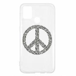 Чохол для Samsung M31 War Peace