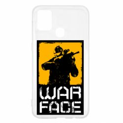 Чохол для Samsung M31 Warface