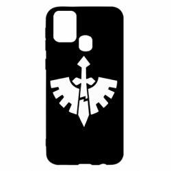 Чехол для Samsung M31 Warhammer 40k Dark Angels