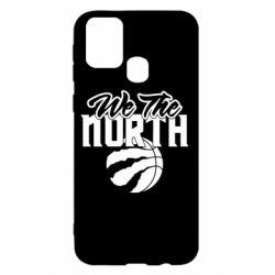 Чохол для Samsung M31 We the north and the ball