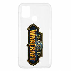 Чохол для Samsung M31 World of Warcraft game