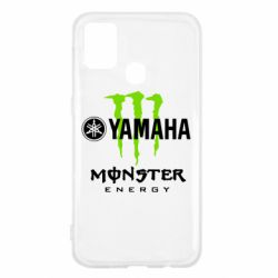 Чехол для Samsung M31 Yamaha Monster Energy