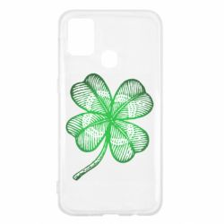 Чохол для Samsung M31 Your lucky clover