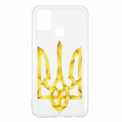 Чехол для Samsung M31 Золотий герб