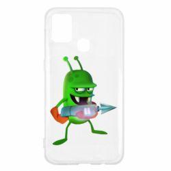 Чехол для Samsung M31 Zombie catchers