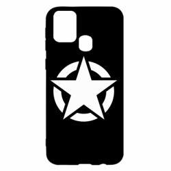 Чохол для Samsung M31 Зірка Капітана Америки