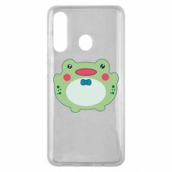 Чохол для Samsung M40 Baby frog