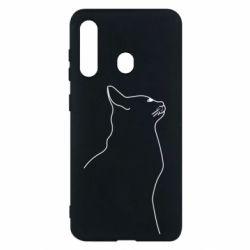 Чохол для Samsung M40 Cat line