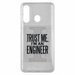 Чохол для Samsung M40 Довірся мені я інженер