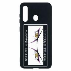 Чохол для Samsung M40 Orochimaru's eyes