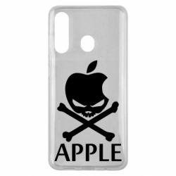 Чехол для Samsung M40 Pirate Apple