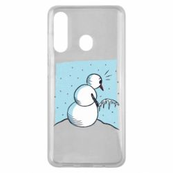 Чохол для Samsung M40 Snowman. It's Cold!