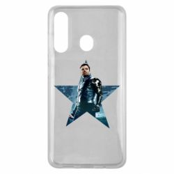 Чохол для Samsung M40 Winter Soldier Star