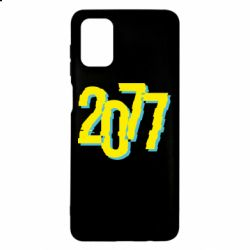 Чохол для Samsung M51 2077 Cyberpunk