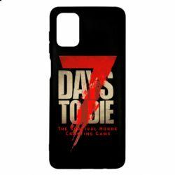 Чохол для Samsung M51 7 Days To Die