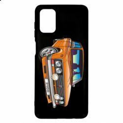 Чехол для Samsung M51 A car
