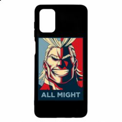 Чехол для Samsung M51 All might