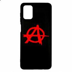 Чехол для Samsung M51 Anarchy