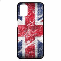 Чехол для Samsung M51 Англия