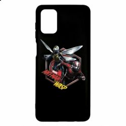 Чохол для Samsung M51 ANT MAN and the WASP MARVEL