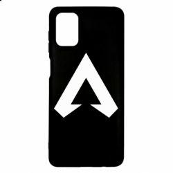 Чехол для Samsung M51 Apex legends logotype