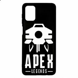 Чохол для Samsung M51 Apex Legends symbol health