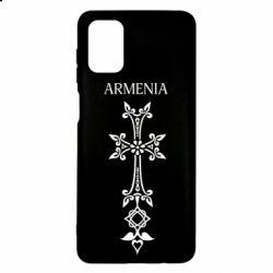 Чехол для Samsung M51 Armenia