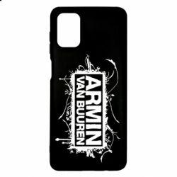 Чехол для Samsung M51 Armin Van Buuren