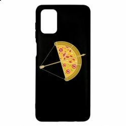 Чохол для Samsung M51 Arrow Pizza