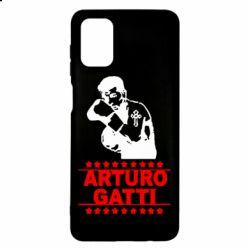 Чохол для Samsung M51 Arturo Gatti