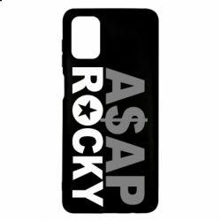 Чохол для Samsung M51 ASAP ROCKY