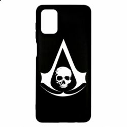 Чехол для Samsung M51 Assassin's Creed Misfit
