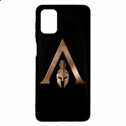 Чохол для Samsung M51 Assassin's Creed: Odyssey logo