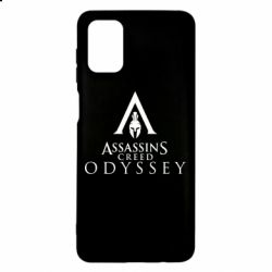Чохол для Samsung M51 Assassin's Creed: Odyssey logotype