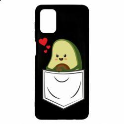Чехол для Samsung M51 Avocado in your pocket