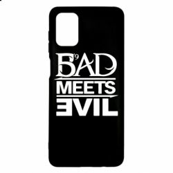 Чехол для Samsung M51 Bad Meets Evil