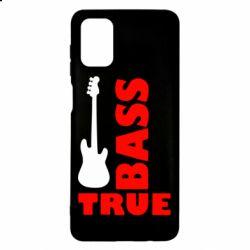 Чехол для Samsung M51 Bass True