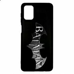Чехол для Samsung M51 Batman: arkham city
