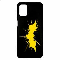 Чохол для Samsung M51 Batman cracks