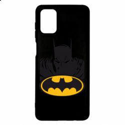 Чехол для Samsung M51 Batman face