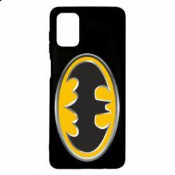 Чехол для Samsung M51 Batman Gold Logo