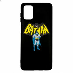 Чехол для Samsung M51 Batman Hero